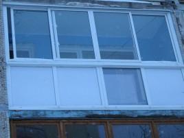 Остекление балконов липецк